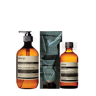 Aesop Skincare, Bodycare & Hair Treatments | Mankind